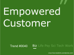 Empowered Customer