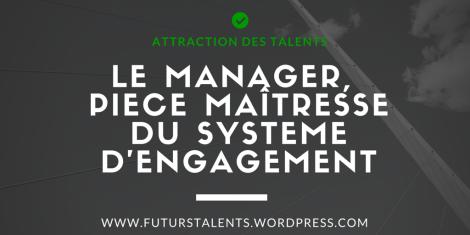 Manager recruteur, Recruter autrement et mieux ? Jamais sans mon manager recruteur !, Blog FutursTalents