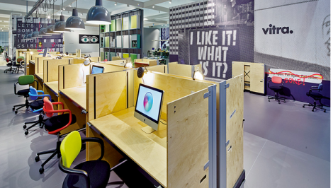 Office Design for Vitra