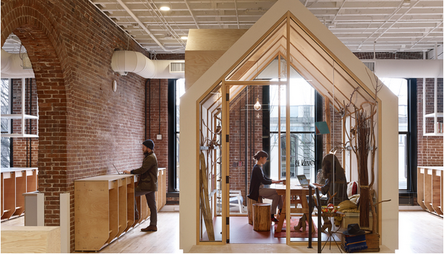 AirBnB Offices in Portland (Oregon)