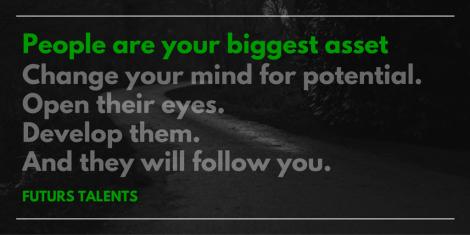 Talents, Voir les talents que les autres ne voient pas, Blog FutursTalents