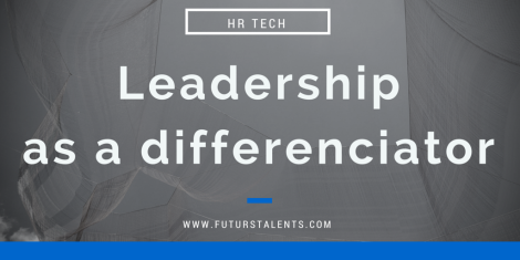 Leadership as differenciator